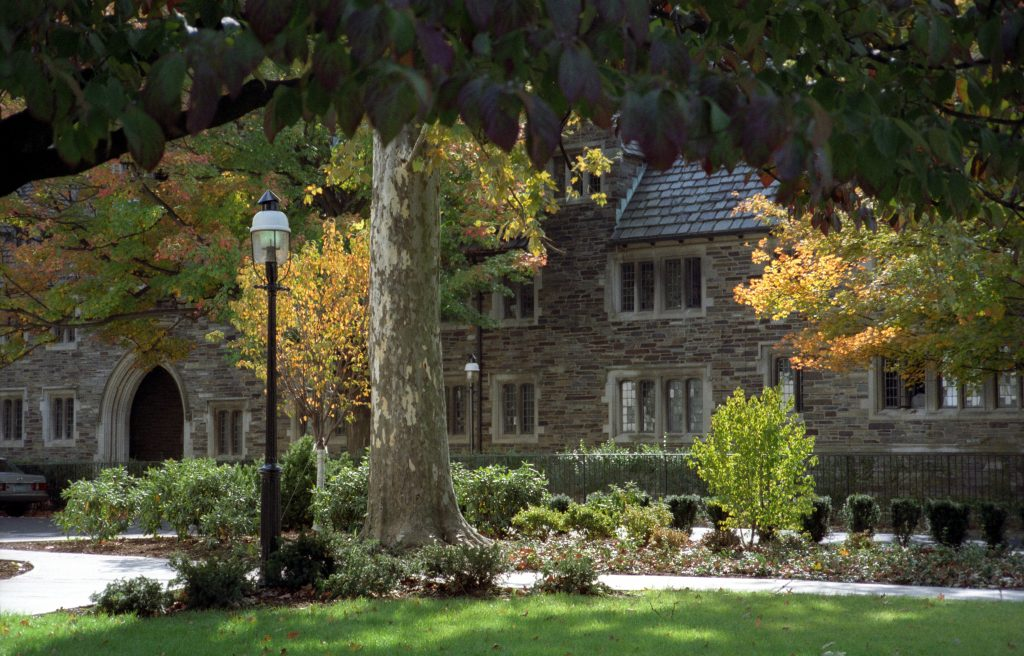 Holden Hall at Princeton University